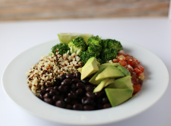 Baja Burrito Bowl