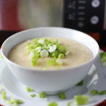 Slow Cooker Smoked Gouda Grits