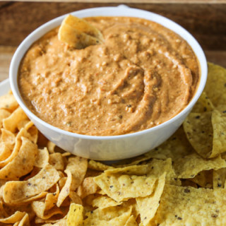 Slow Cooker Bean Dip