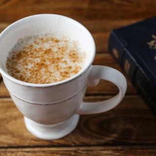 Calming Cinnamon Milk