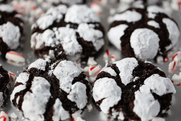 Recipe For Chocolate Crinkles From A Cake Mix