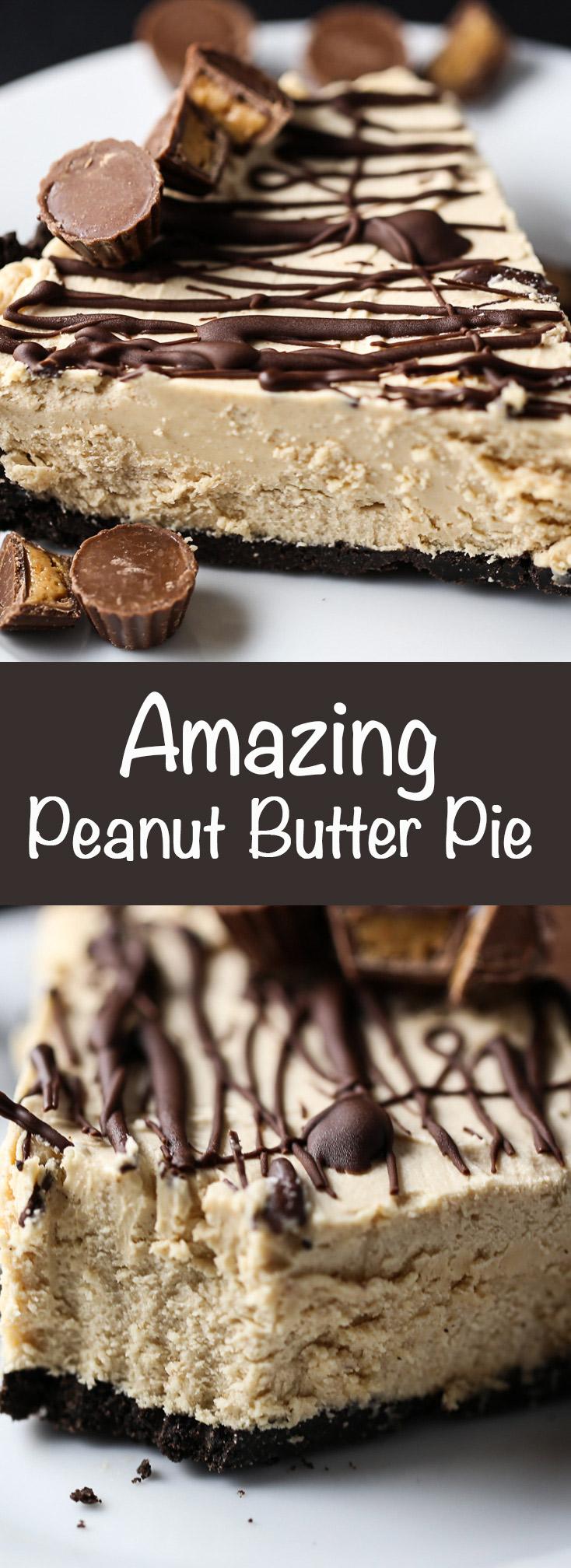 Amazing Peanut Butter Pie