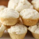Mini Sour Cream Muffins