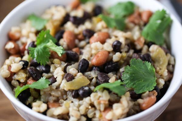 Stovetop Bean & Rice