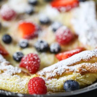 German Oven Pancakes