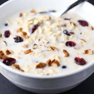 Oats and Protein Cereal