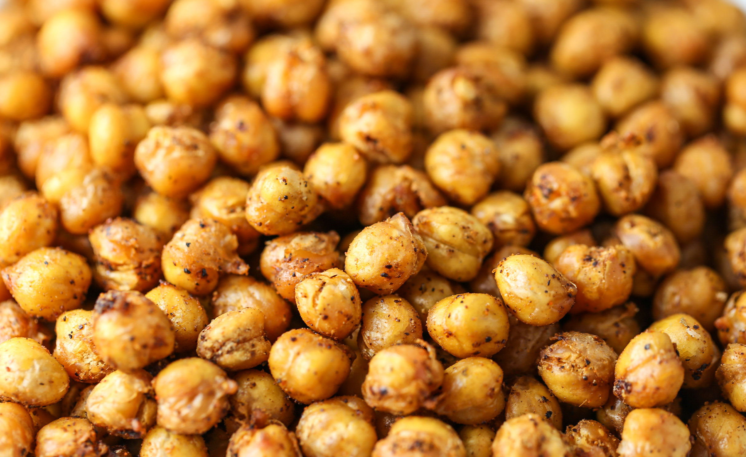 ... Crispy Taco Chickpeas. Crispy chickpeas with smoky and spicy flavors