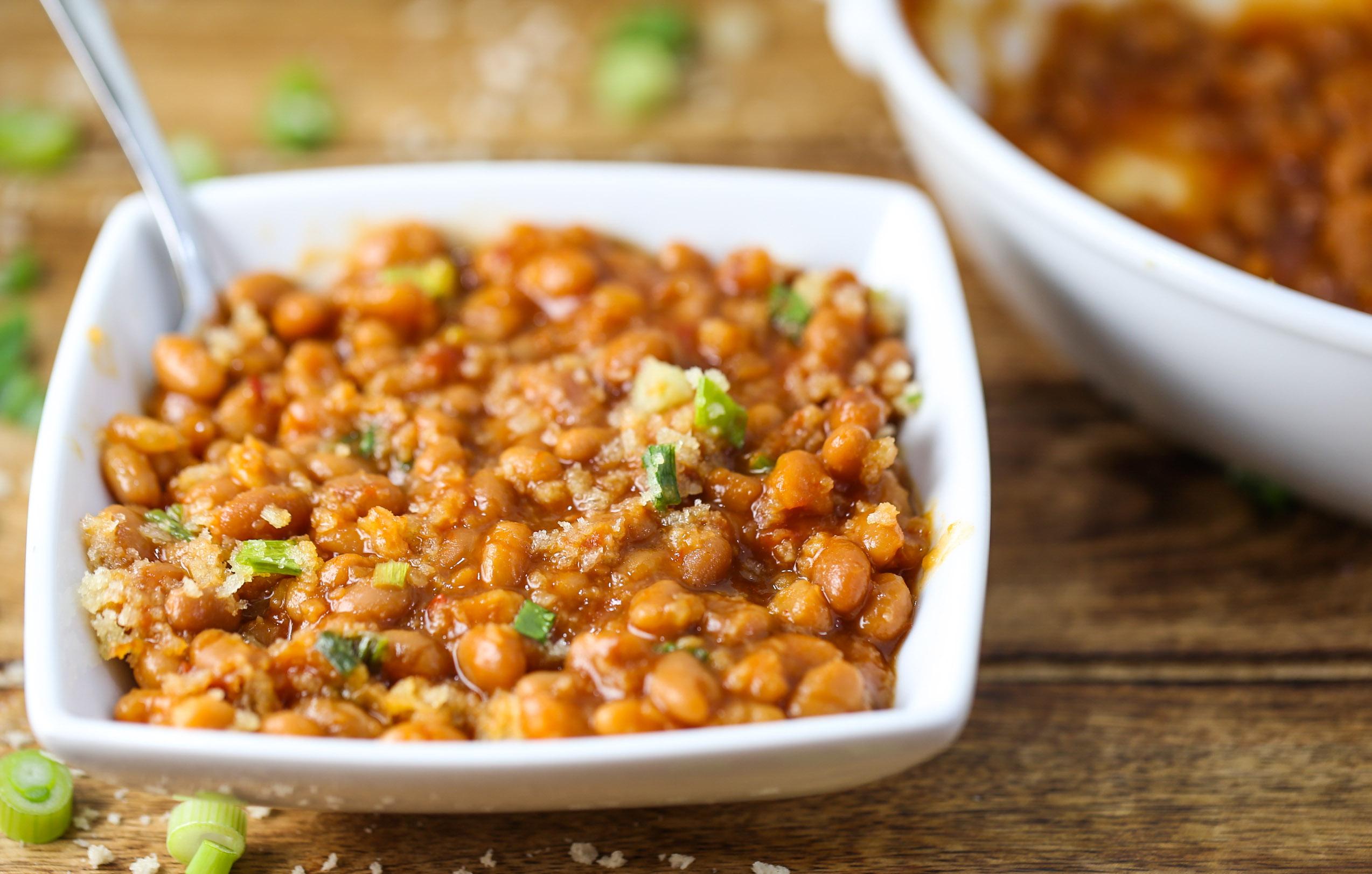 Shortcut Baked Beans