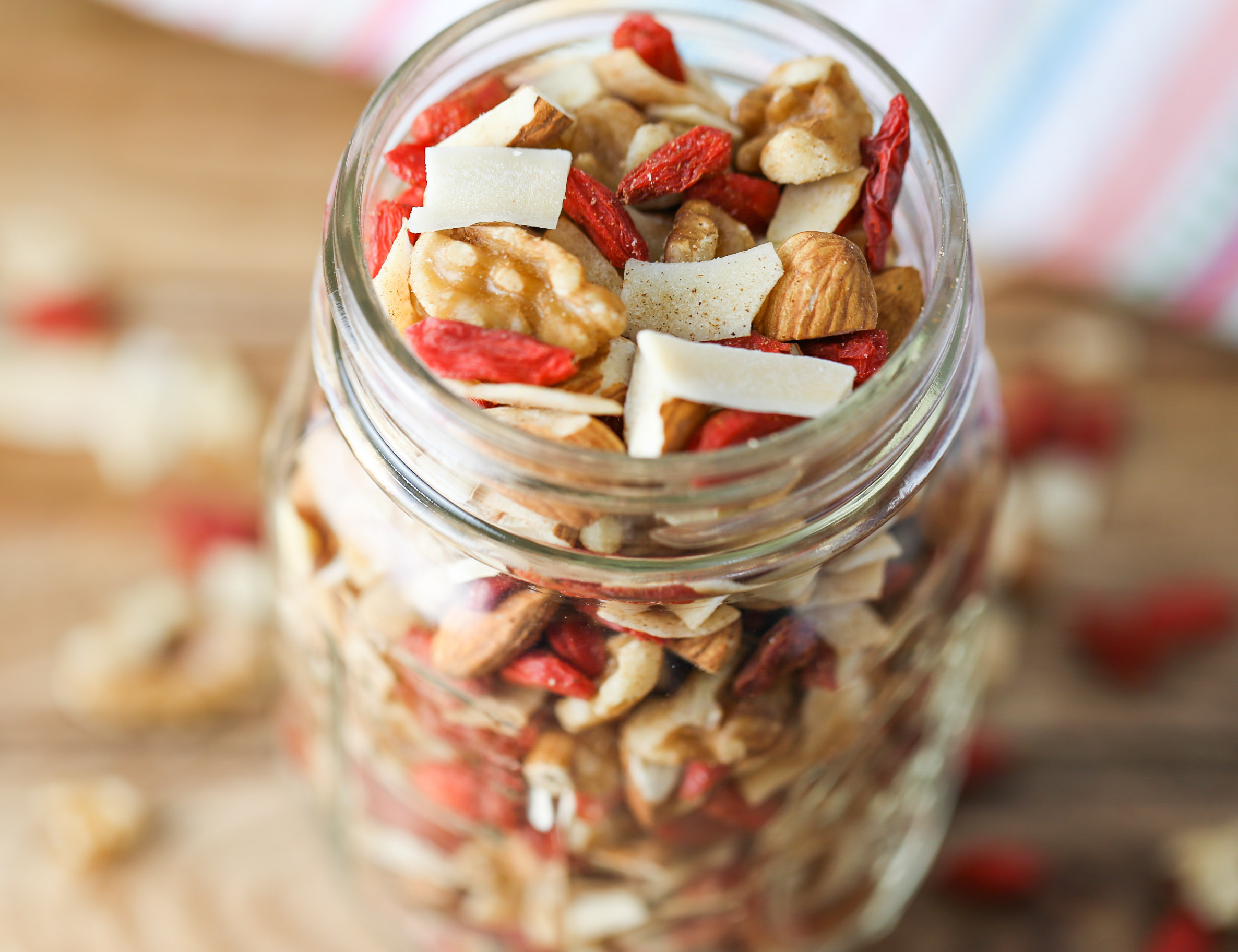 Goji Nut Power Snack