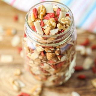 Goji Nut Power Snack