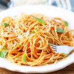 Macella Hazan's Tomato Sauce