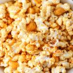 Southwestern BBQ Popcorn