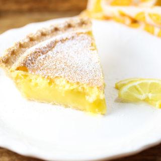 Whole Lemon Pie