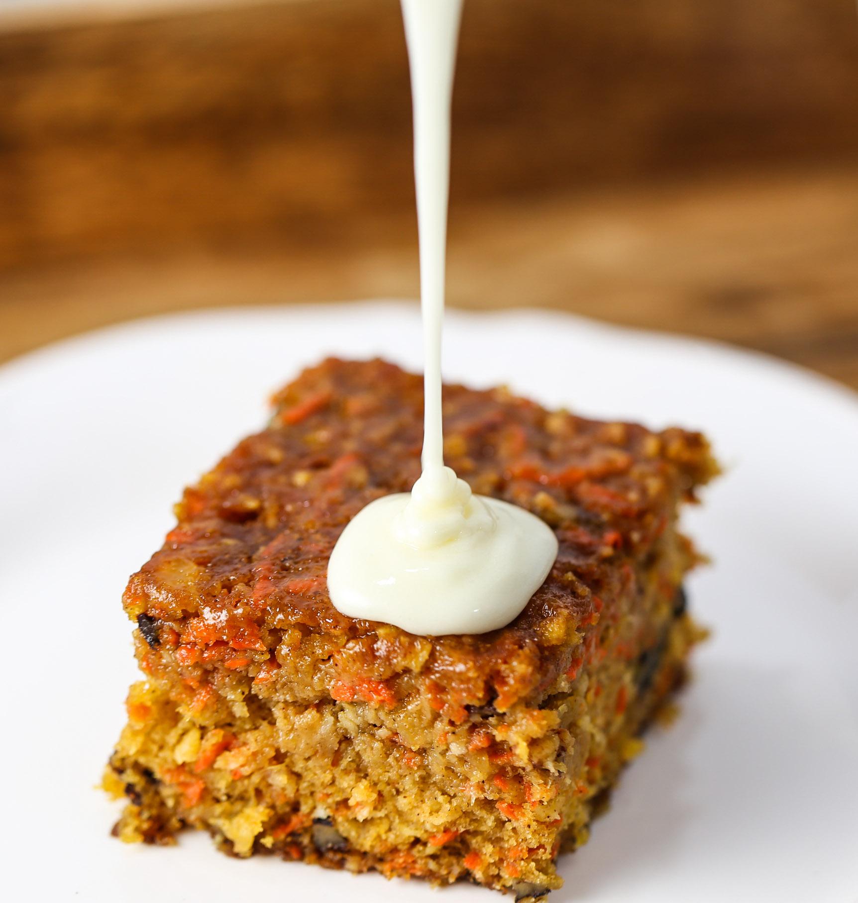 Carrot Cake Recipe With Pineapple Tidbits
