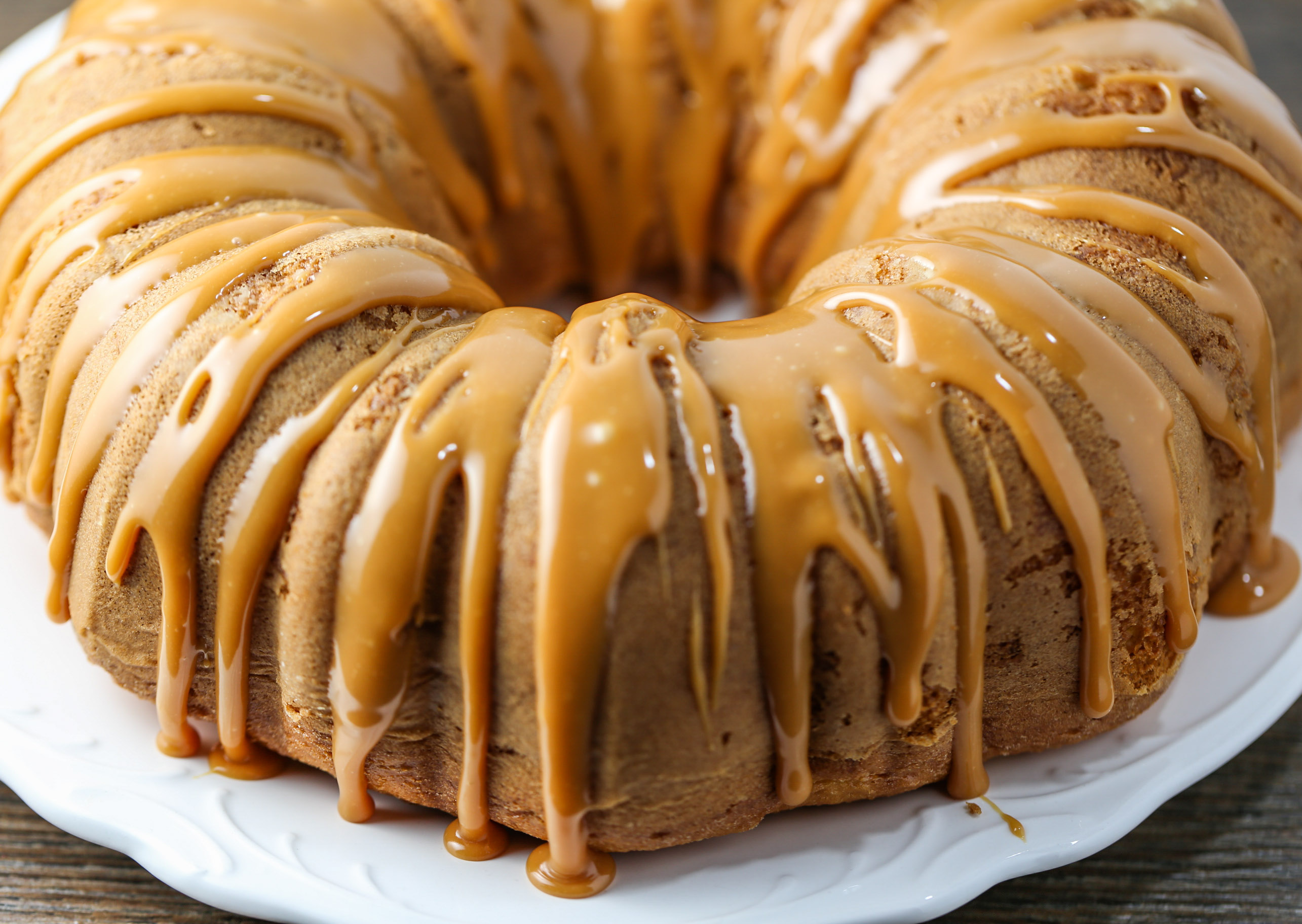 Caramel Apple Cake Mix