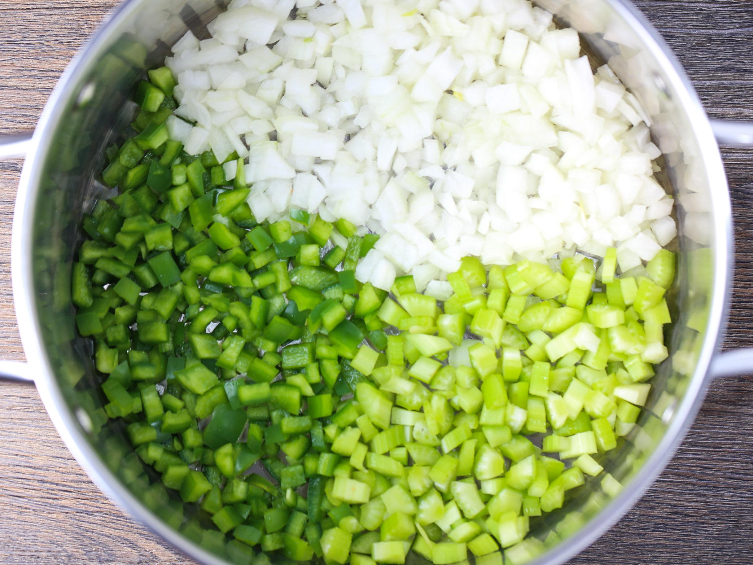 Vegetarian Red Beans & Rice