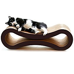 Pet Fusion Ultimate Cat Scratcher Lounge