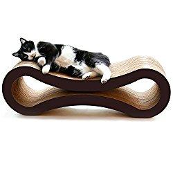 Pet Fusion Ultimate Cat Scratcher Lounge