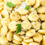 Parmesan Ranch Oyster Crackers