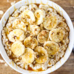 Overnight Oats With Kefir