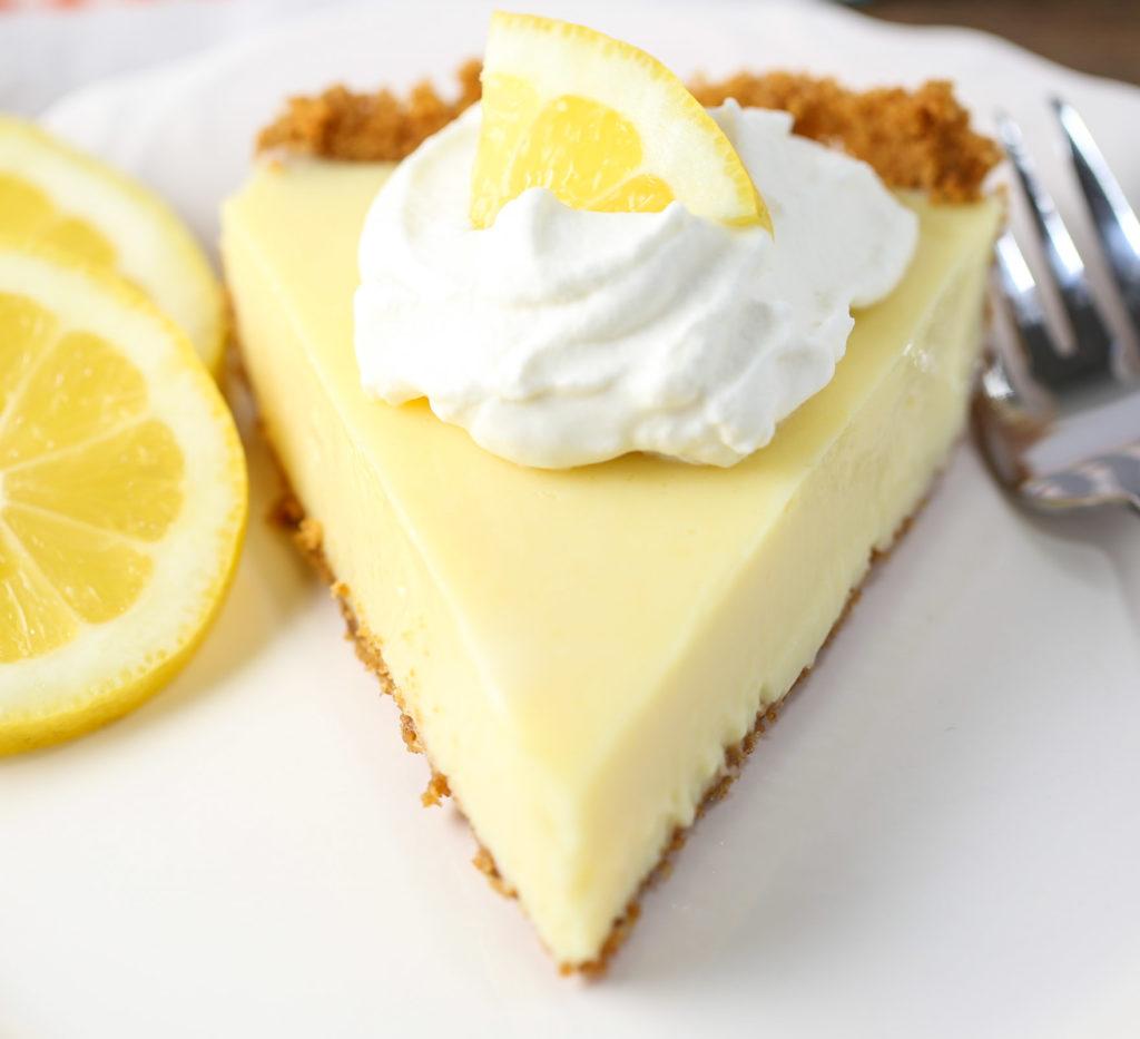 Magnolia Lemon Pie
