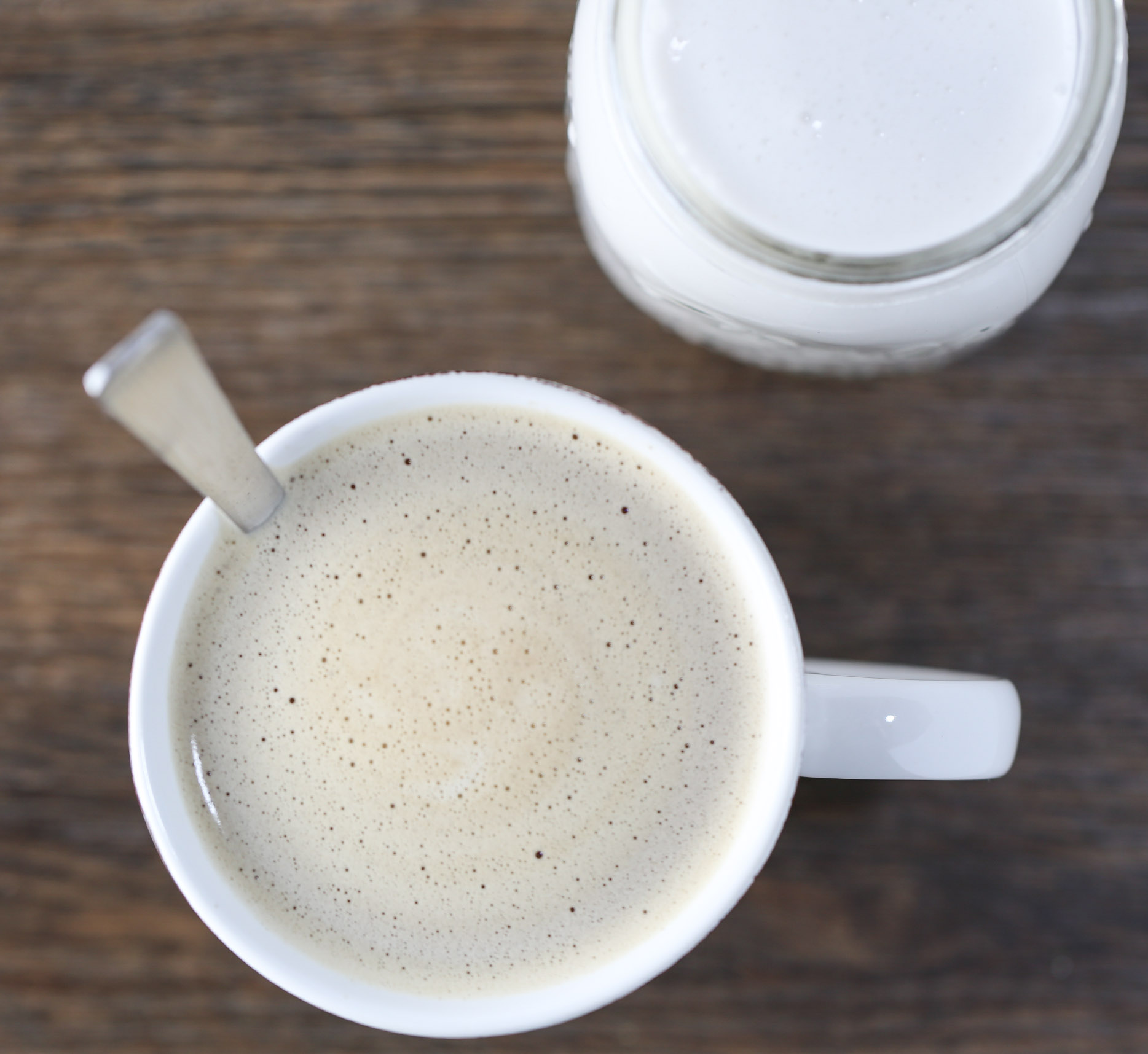Vegan Coffee Creamer