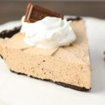 3 Ingredient Chocolate Pie