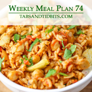 Vegetarian Friendly Meal Plan!